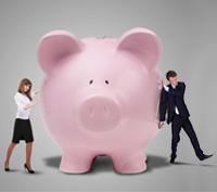 Är kvinnor sämre på att spara än män?
