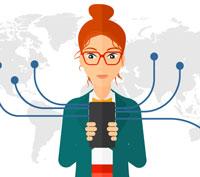 Telia Sonera har tagit bort roamingavgifter i Norden och Baltikum