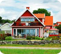 60 % dyrare villahemförsäkringar i Stockholm i jämförelse med billigaste länet