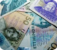 Uppmaning: Ta inte emot gamla sedlar i butik
