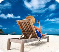 Håll nere mobilkostnaden på semestern!