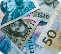 Sista dagen idag som banken tar emot dina sedlar