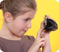 12-åringars månadspeng från 77 kronor till 260 kronor…