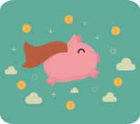 Viktigt att flytta pengarna från storbankernas nollräntekonton