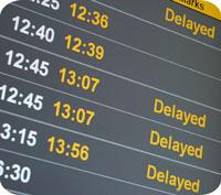 Ersättning om ditt flyg blir försenat – detta gäller.