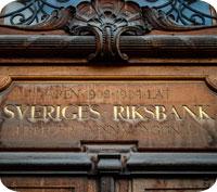 Riksbanken signalerar höjning av reporäntan om ett år