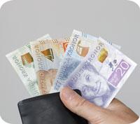 Höstbudgeten – positivt för de flestas plånböcker