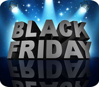 Black Friday: Nära 5 miljarder kronor kommer vi att spendera
