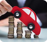 Vad kostar din bil?