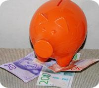 Skatteåterbäringen på väg…sätt inte in pengarna hos storbanken!