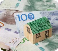 Reporäntan = minus 0,5 %. Vad kostar det att bryta bundet lån?