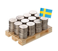 BNP sjunker. Höjer Riksbanken räntan i december?