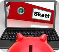 Så hög blir skatten på ISK och KF 2019