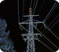 Kallt och torrt - elpriset skjuter i höjden