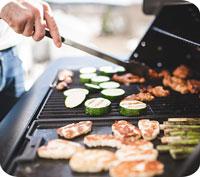 Täcker hemförsäkringen din stulna grill?