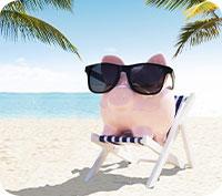 Är sommardrömmen större än kontot? 5 budgetknep inför semestern