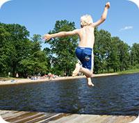 Är ditt barn oförsäkrat under sommarlovet?