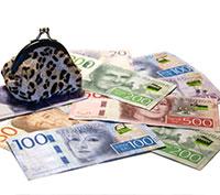 16,25 procent i ränta på kvarskatten from 13 november. Kan du inte betala kan det vara värt att låna!