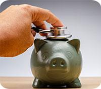 Förslag från regeringen: Sparkonto utan insättningsgaranti förbjuds