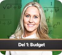 Compricers ekonomiskola del 1: Budget