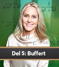 Compricers ekonomiskola del 5: Buffert
