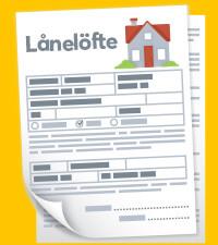 Måste man ha ett lånelöfte för att få köpa en bostad?
