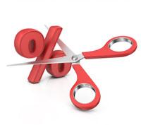 Riksbanken sänkte reporäntan med 0,25 procentenheter