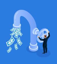 Riksbankens besked: Utökar värdepappersköp till 700 miljarder kronor. Reporäntan = 0 % i 3 år till.