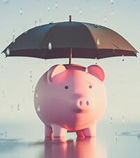 Vad finns det för skydd för våra sparpengar och fonder om en bank skulle gå i konkurs?
