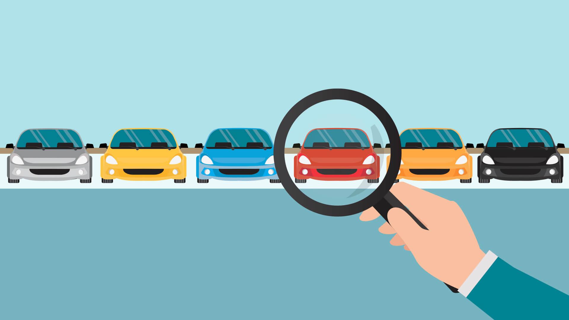 Fällorna när du köper begagnad bil av bilhandlare