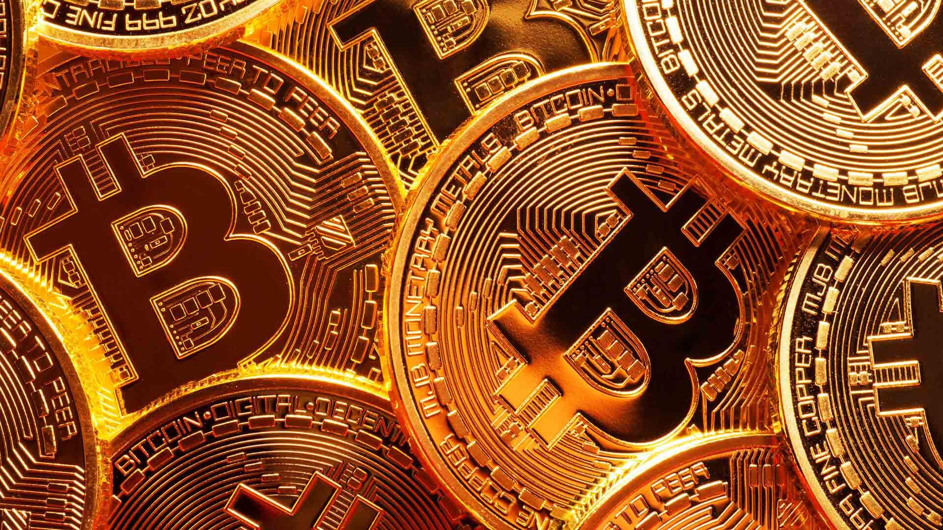 Vi avråder från spekulation i Bitcoin