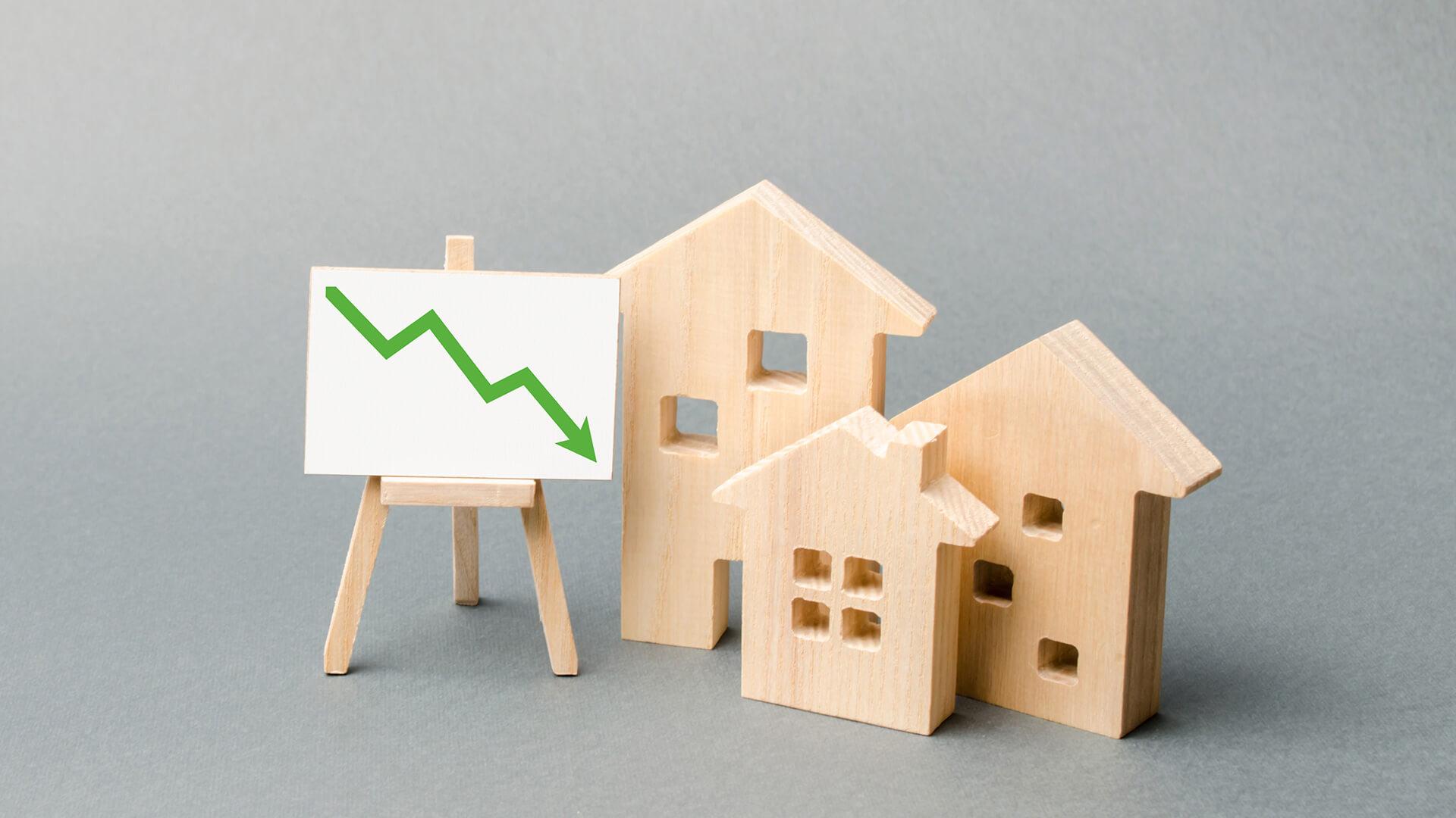 Bankernas rörliga genomsnittsräntor fortsatte att sjunka under maj