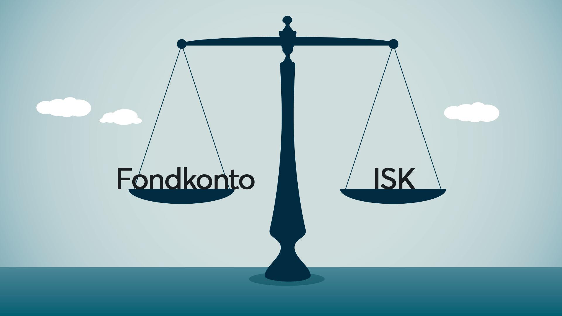 Borde jag byta från fondkonto till ISK?