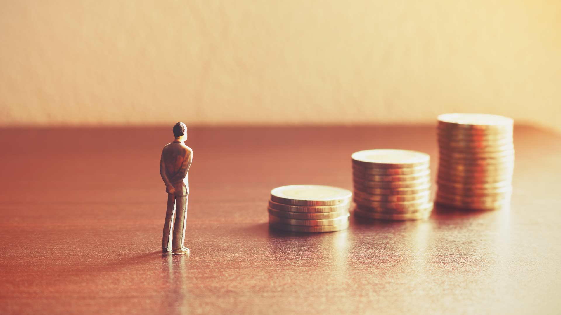 Så stor är ersättning från a-kassan & inkomstförsäkringen vid arbetslöshet