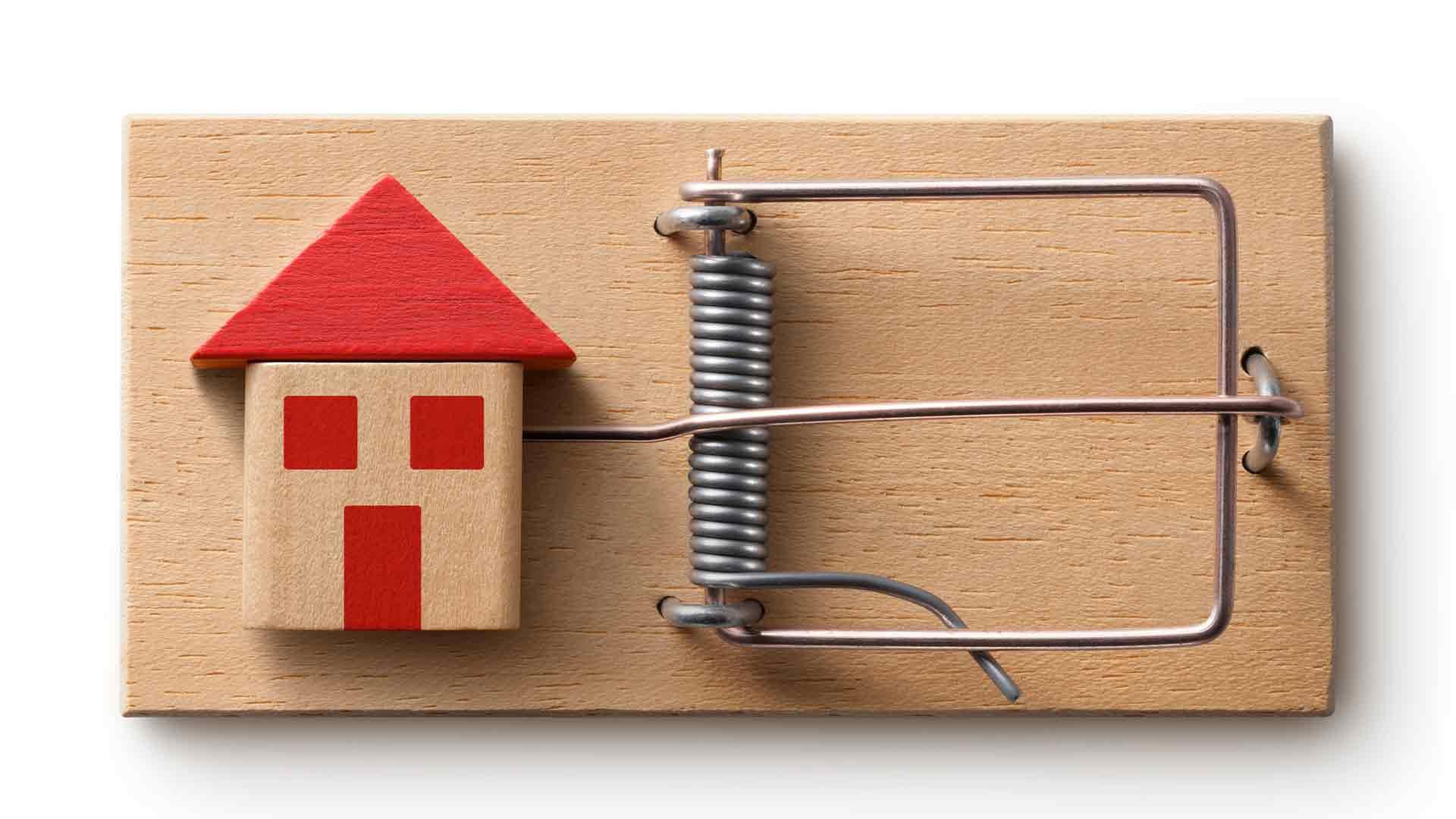 Så undviker du fällorna vid bostadsköp