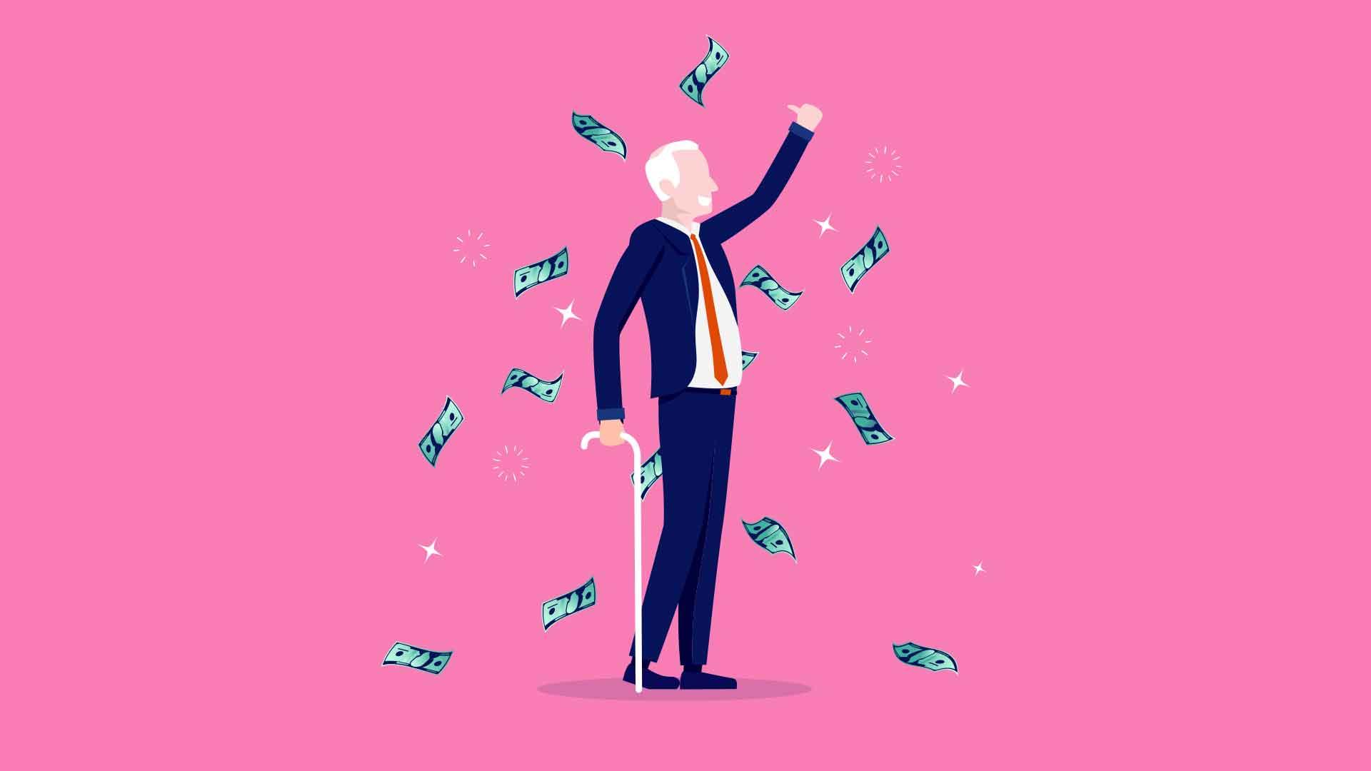 Vilken räntefond skall en pensionär välja?