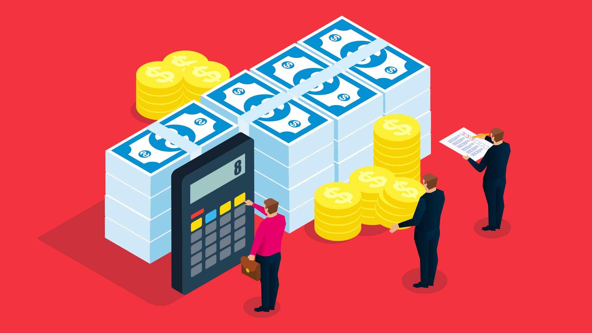 Vad tycker ni om att man lånar pengar för att investera på börsen?