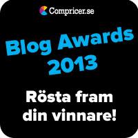 Rösta fram din favoritblogg!