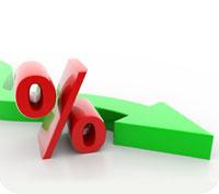 Riksbankens oförändrade ränta kan betyda högre ränta på ditt bolån