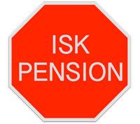 """""""Dags för ISK-pension med låg skatt och avdragsrätt"""""""
