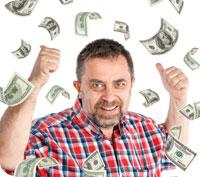 Har du fått dina skattepengar idag? Gör du som 60 % av svenskarna?
