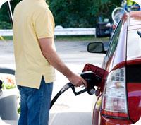 I mitten på juni noterades det högsta priset på bensin någonsin…