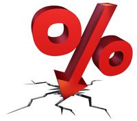 Så mycket har bankerna sänkt bolåneräntan OCH sparkonto-räntorna. Har din bank hängt med?