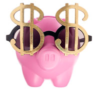Flytta sparpengarna och höj din ränta med 950 procent