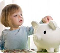 Sparar du till ditt barn?