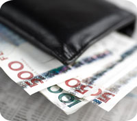 Vi har mellan 10-30 procent mer i plånboken idag…